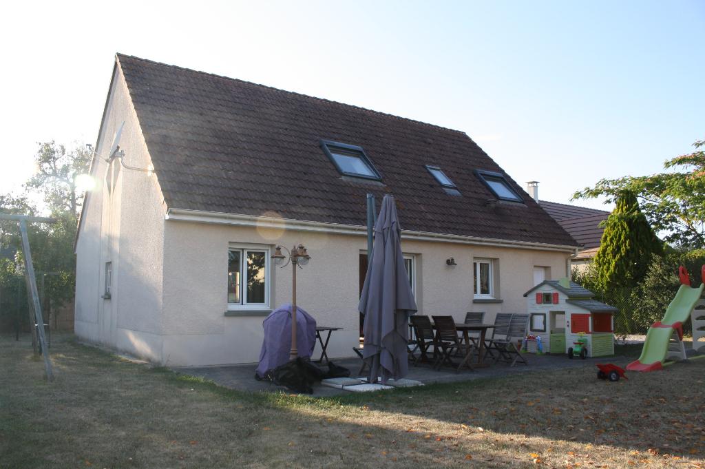 Maison familliale 6 pièce(s) 111 m²