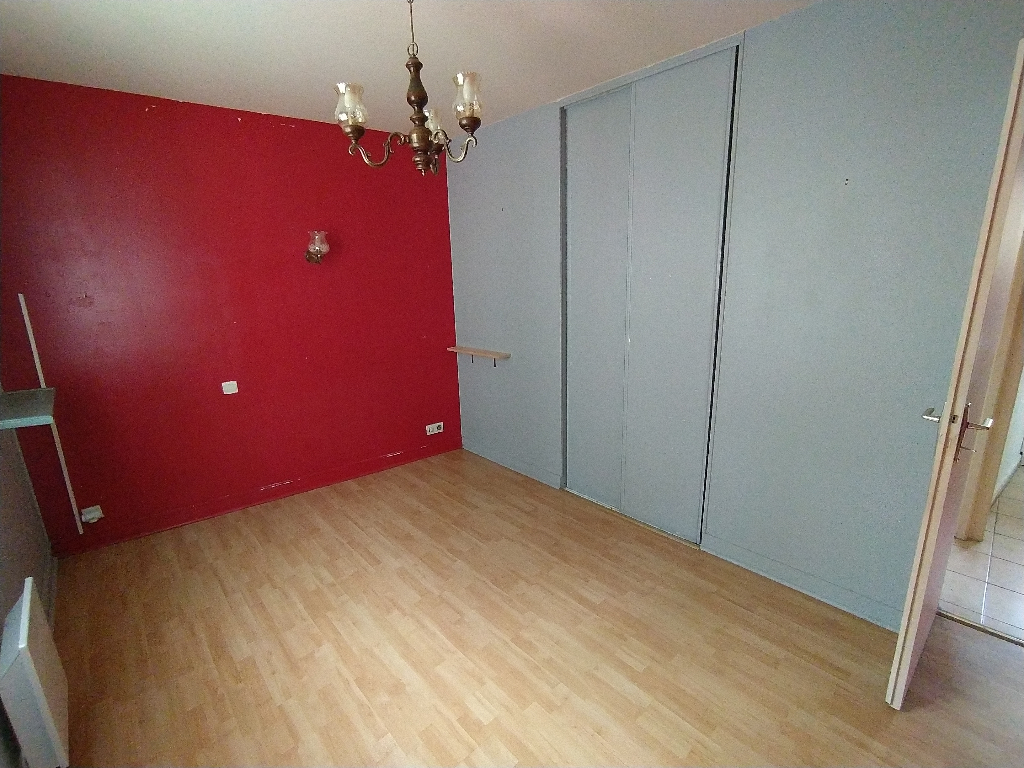Appartement 3 pièce(s) Jardin, parking et Garage.