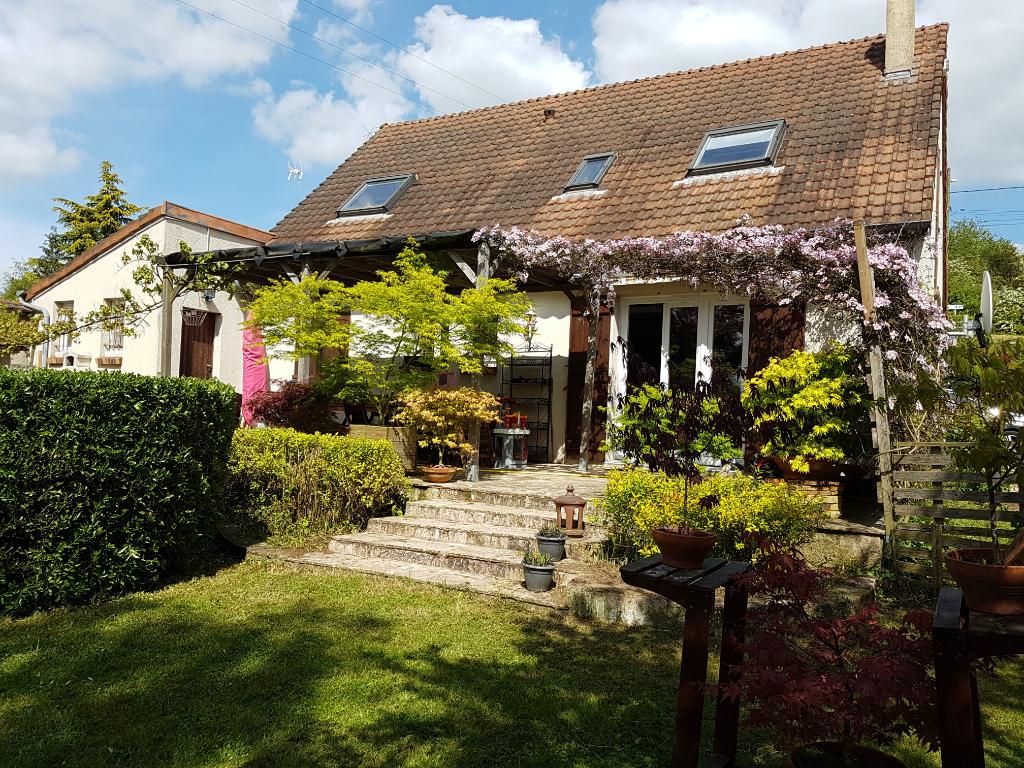 Maison proche Maintenon 5 pièces 122 m²