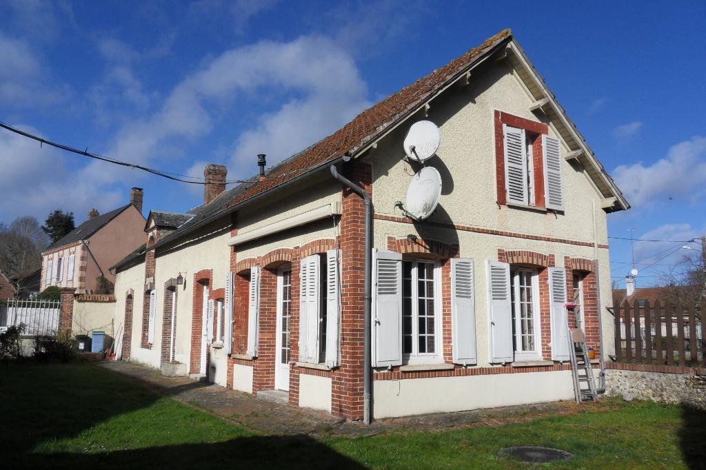Maison Vallée de l'Eure 4 pièces 92 m²