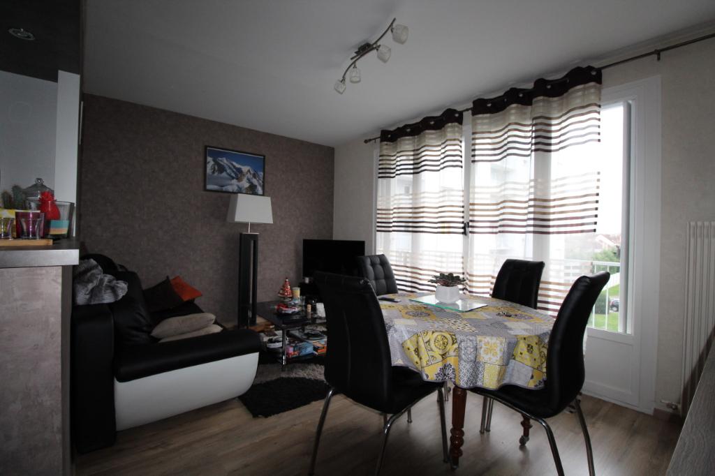 Chartres Agglo :appartement de 50 m ² exposé sud