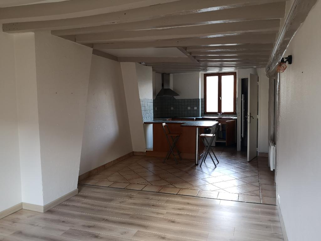 Studio 33m² HOUX