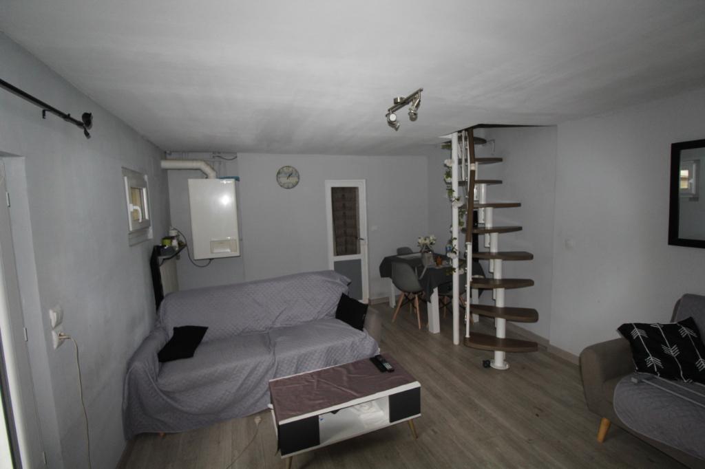 Maison proche gare 68 m²