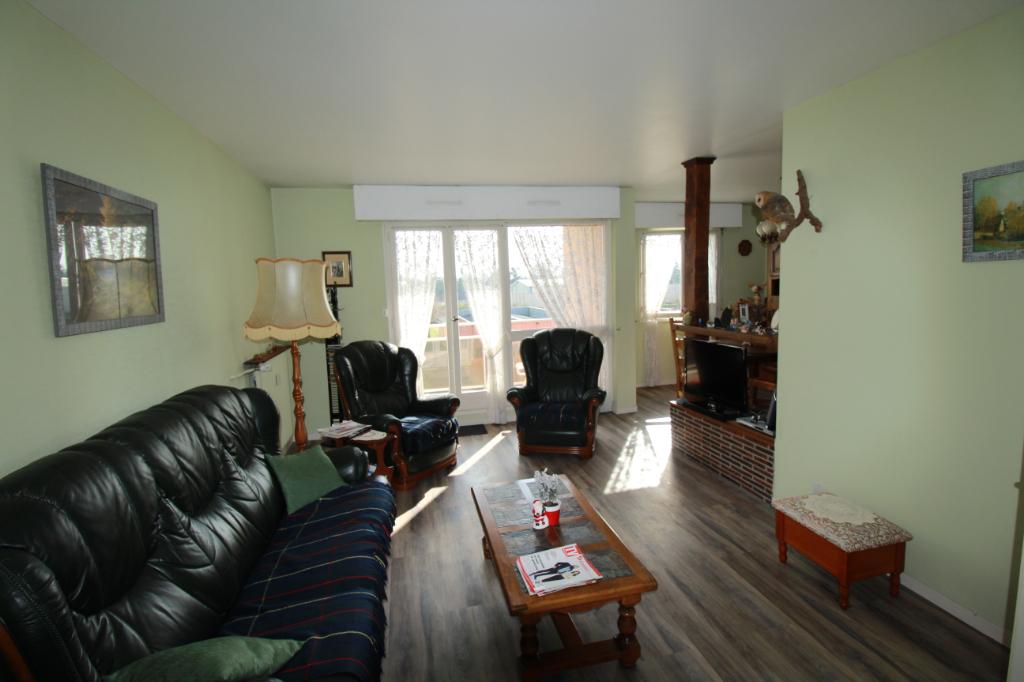 Appartement 4 pièces de 79 m², plein Sud  sans vis à vis !