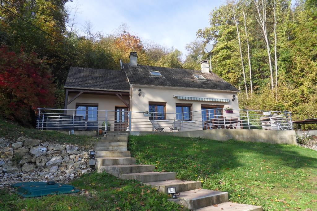 Maison Vallée de l'Eure 4 pièces 75 m²