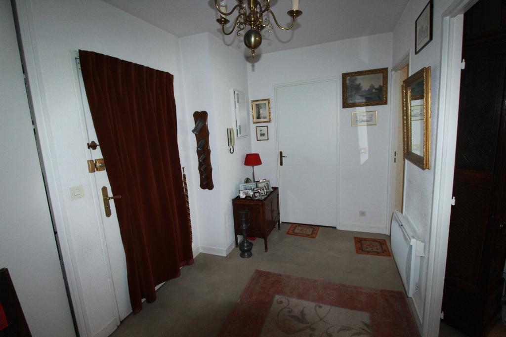 Appartement 3 chambres + garage