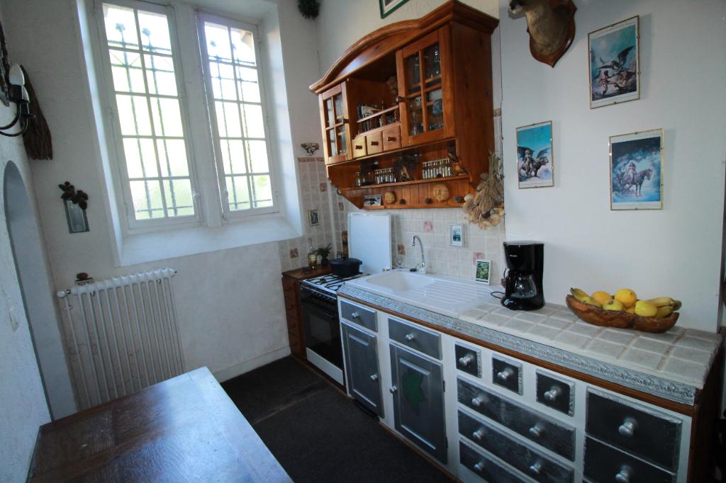 Studio de 24 m² avec parking.