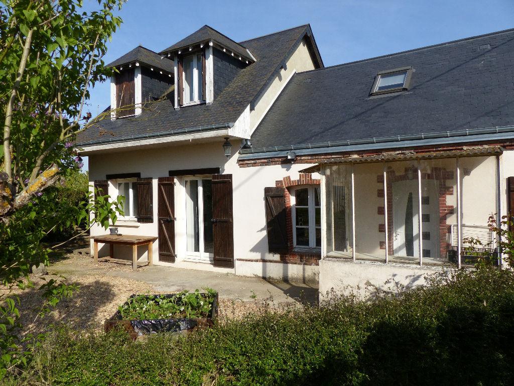 Maison Saint Ange Et Torcay 5 pièce(s) 98 m2