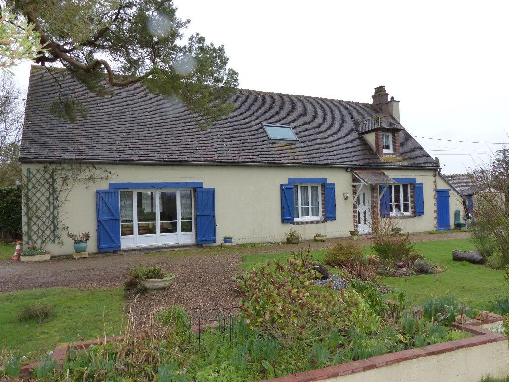 Maison Maillebois 5 pièce(s) 120 m2