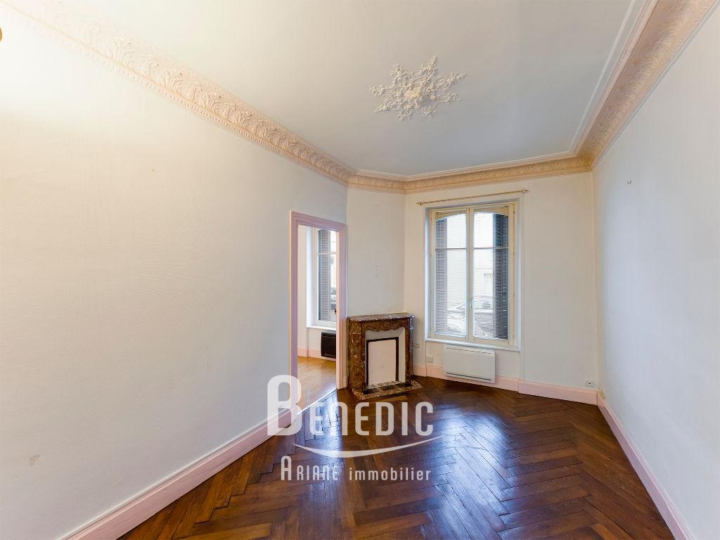 Appartement Nancy 2 pièces- 30 m2 - secteur Médreville/Anatole France