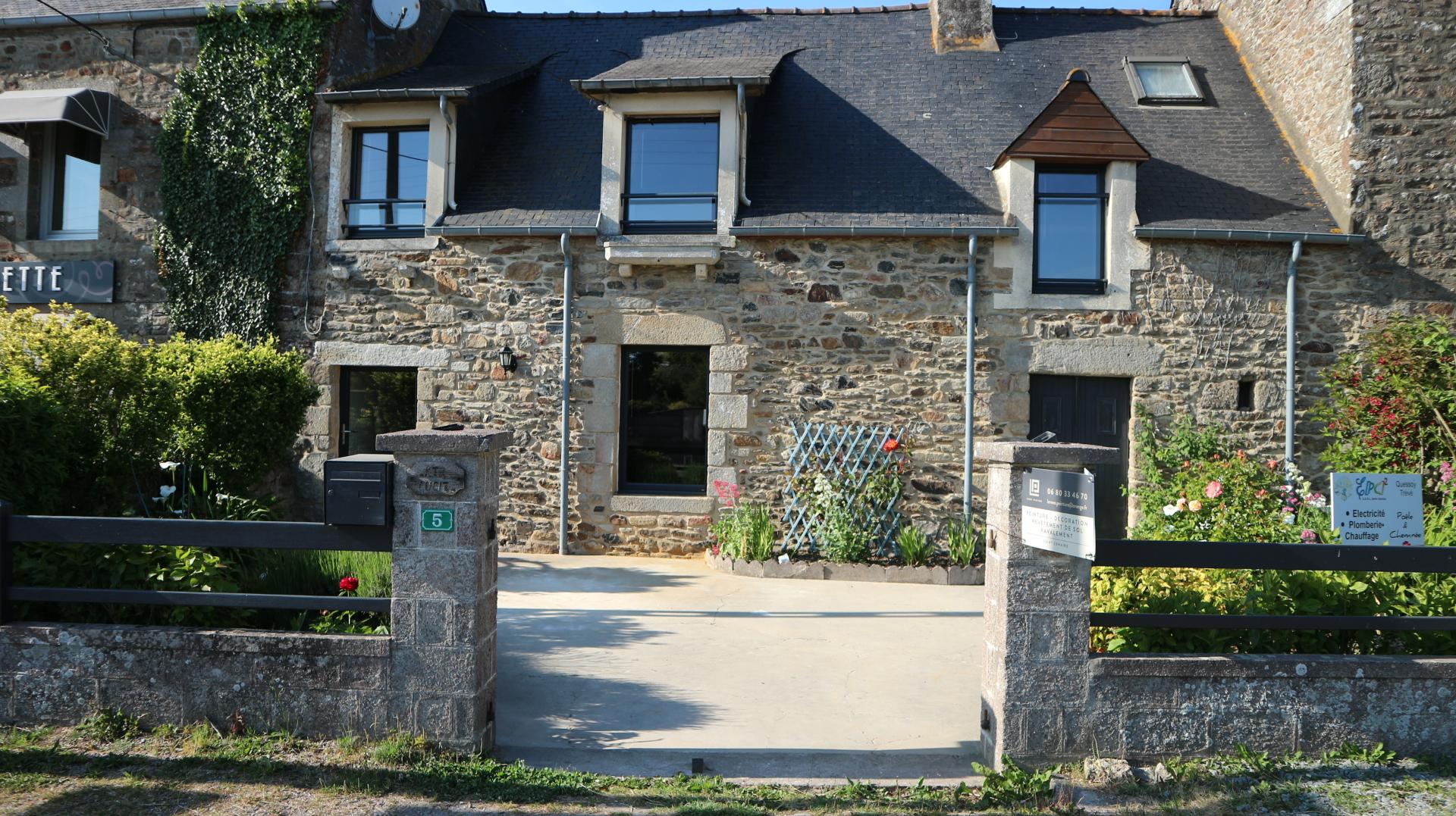 LOCATION A L'ANNÉE Maison Matignon 4 pièce(s) 94 m2