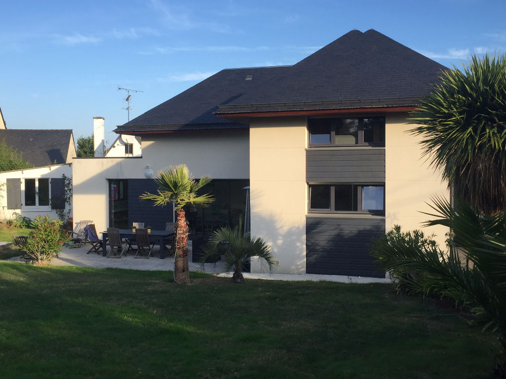 A VENDRE MAISON CONTEMPORAINE VUE MER SAINT-CAST-LE-GUILDO