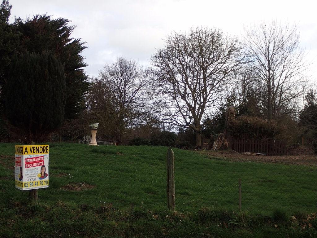 A VENDRE Terrain Saint Cast Le Guildo 825 m2