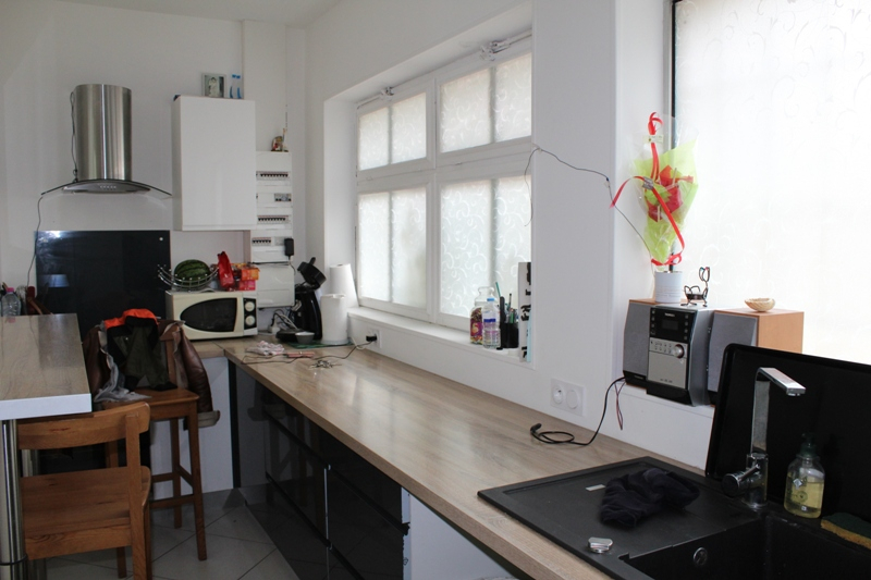 A VENDRE LOCAL COMMERCIAL+ APPARTEMENT T2 MATIGNON