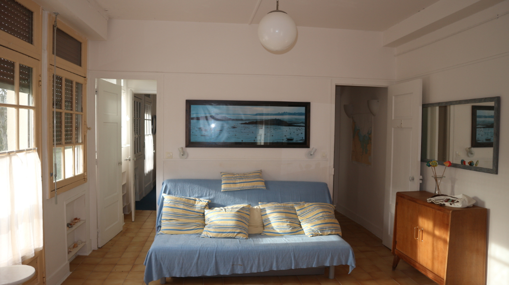APPARTEMENT TYPE 2 SAINT CAST PLAGE PEN GUEN
