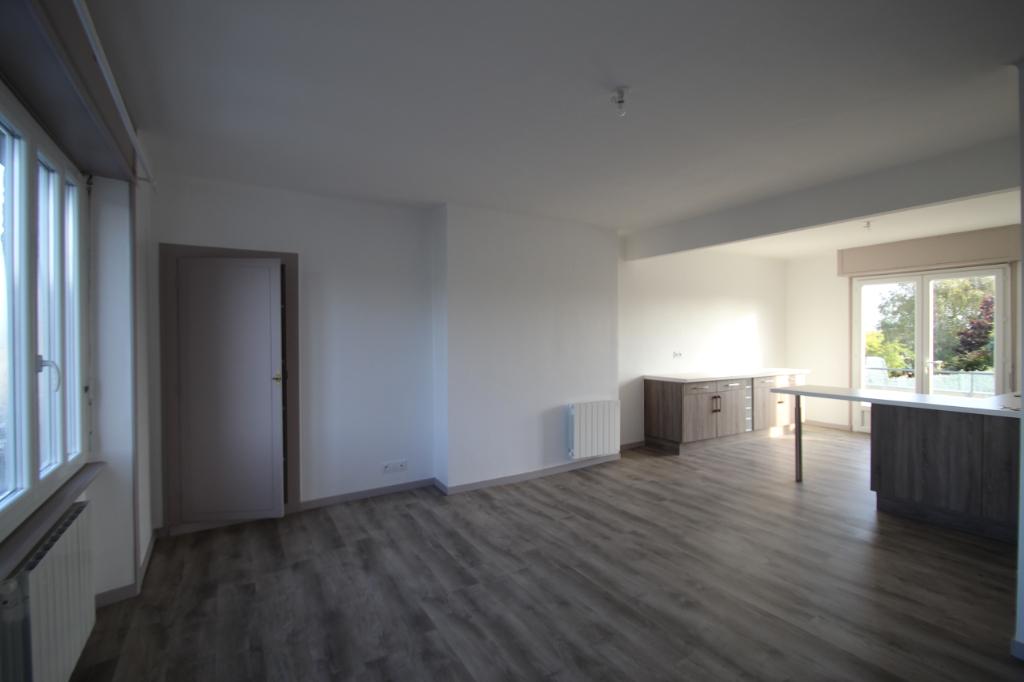 Location à l'année - Appartement T3 - Centre-bourg de MATIGNON