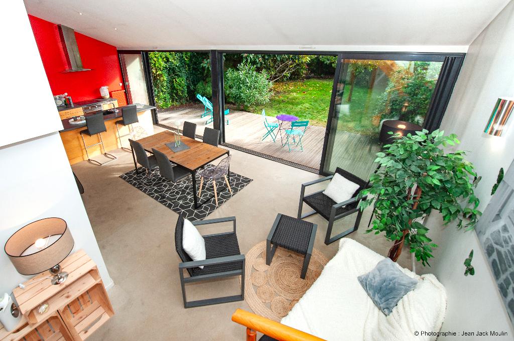 ST FELIX/TORTIERE, Maison avec beau jardin SUD