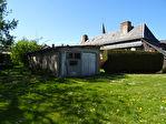 TEXT_PHOTO 2 - MOYAUX centre, maison avec jardin