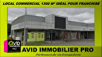 LOCAL COMMERCIAL DE 1290 M²