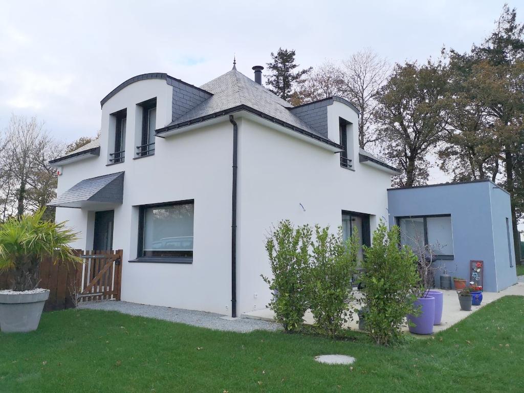 Belle maison neuve (2019) entre Hennebont et Languidic