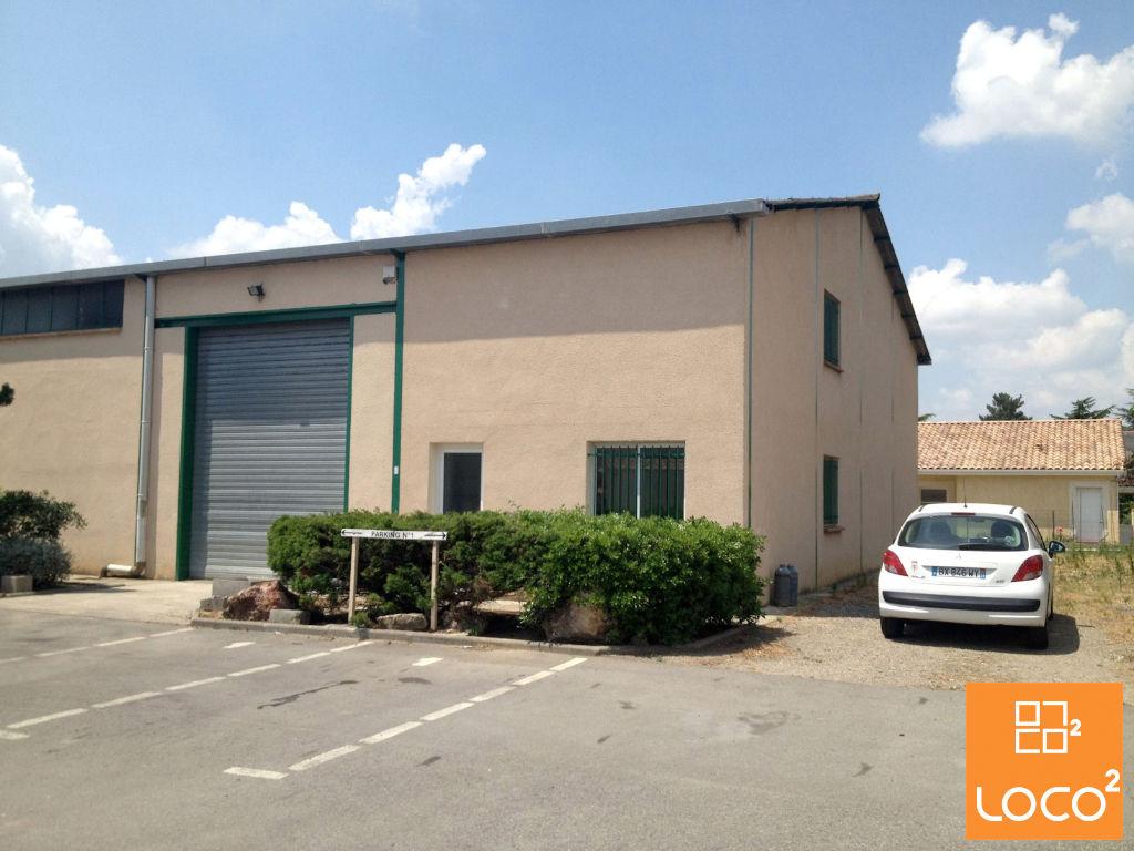 Local d'activité à louer Castelginest 200 m²