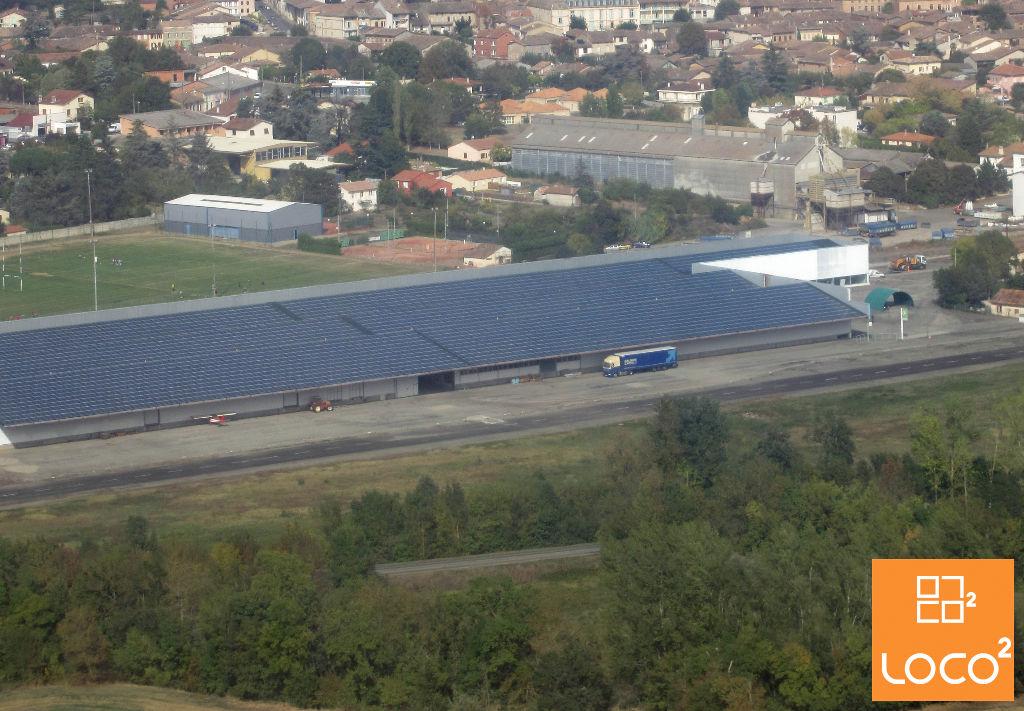 Entrepôt/Local d'activité de 16 250 m2 à  Beaumont de Lomagne (82)