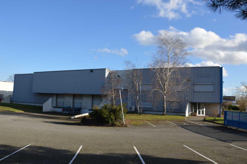 A louer Dépôt / Entrepôt Toulouse ZI THIBAUD de 2 900 m² environ