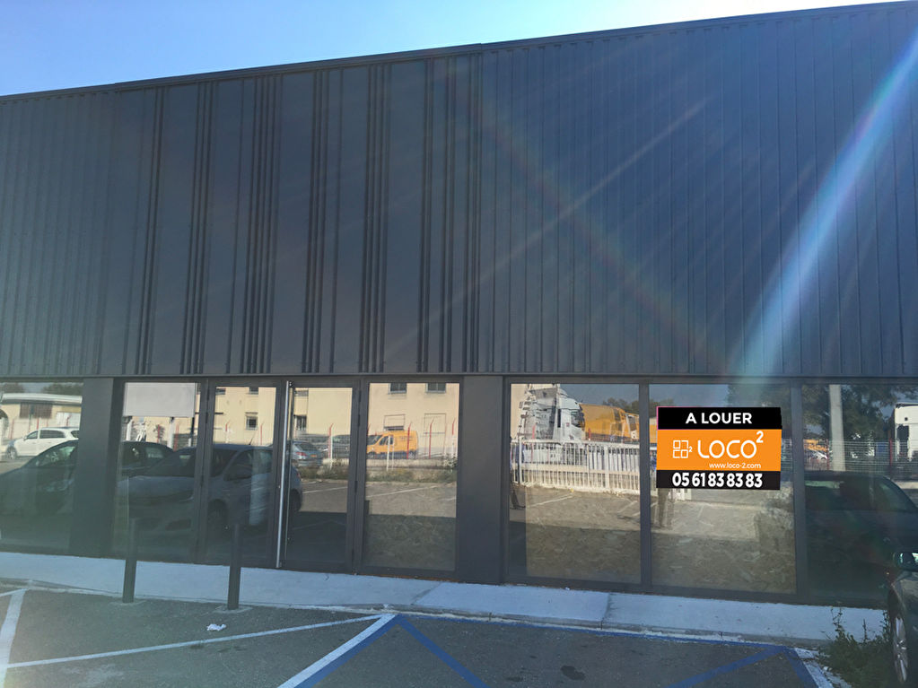 Location local d'activité 550 m² Toulouse