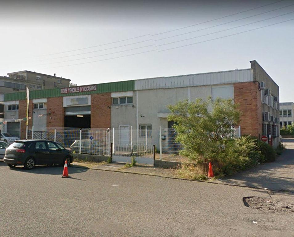A louer local mixte d'activité de 545 m2 à Toulouse