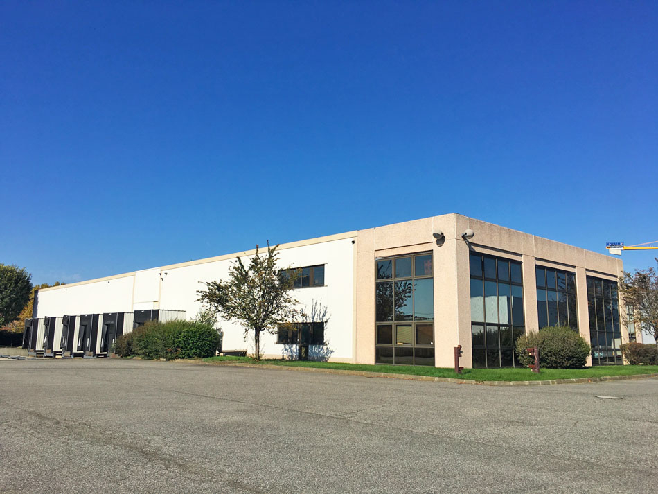 Entrepôt à louer Toulouse MONTAUDRAN AEROSPACE de 4 770 m²