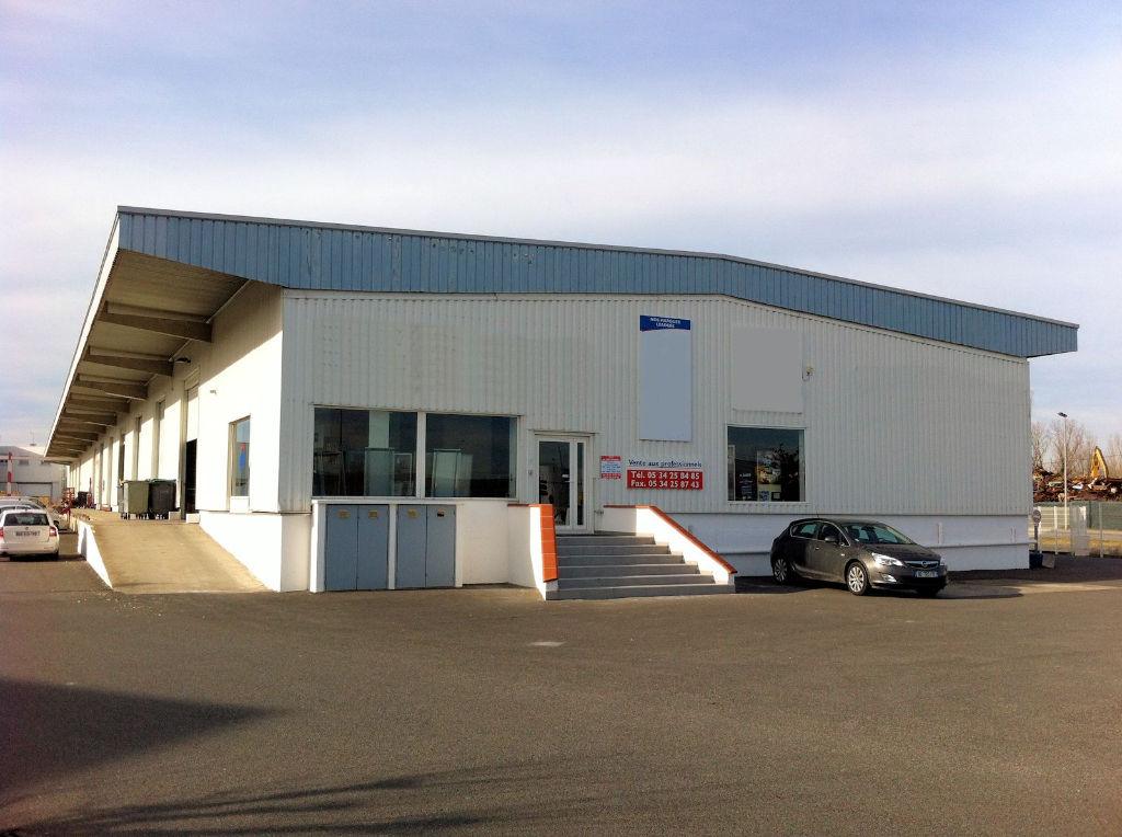 Entrepôt à louer à Portet sur Garonne LE BOIS VERT de 700 m2