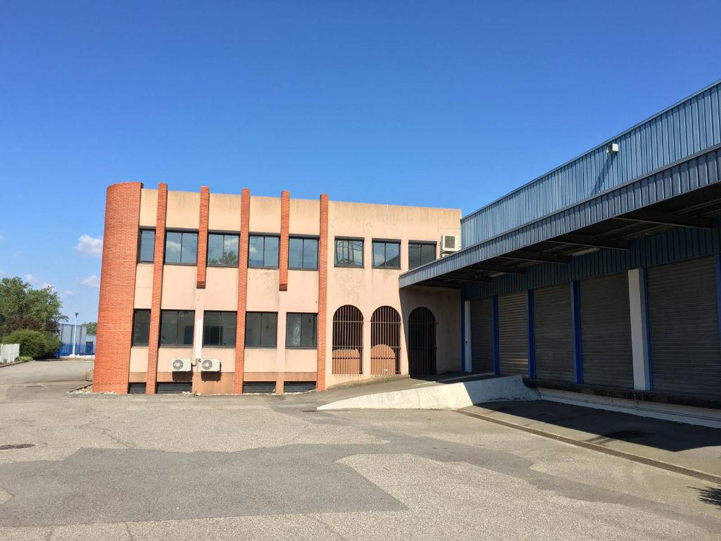 Bureaux à louer à Fondeyre Toulouse 800 m2 environ