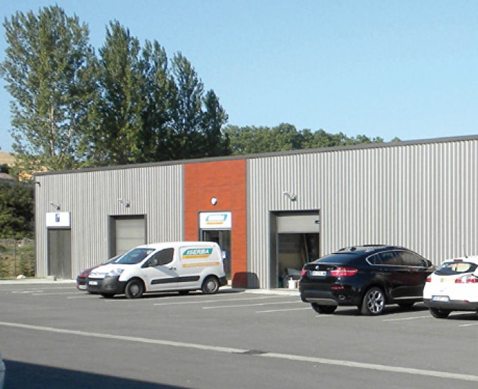 ACTIPARK - Local d'activité à louer 160 m2