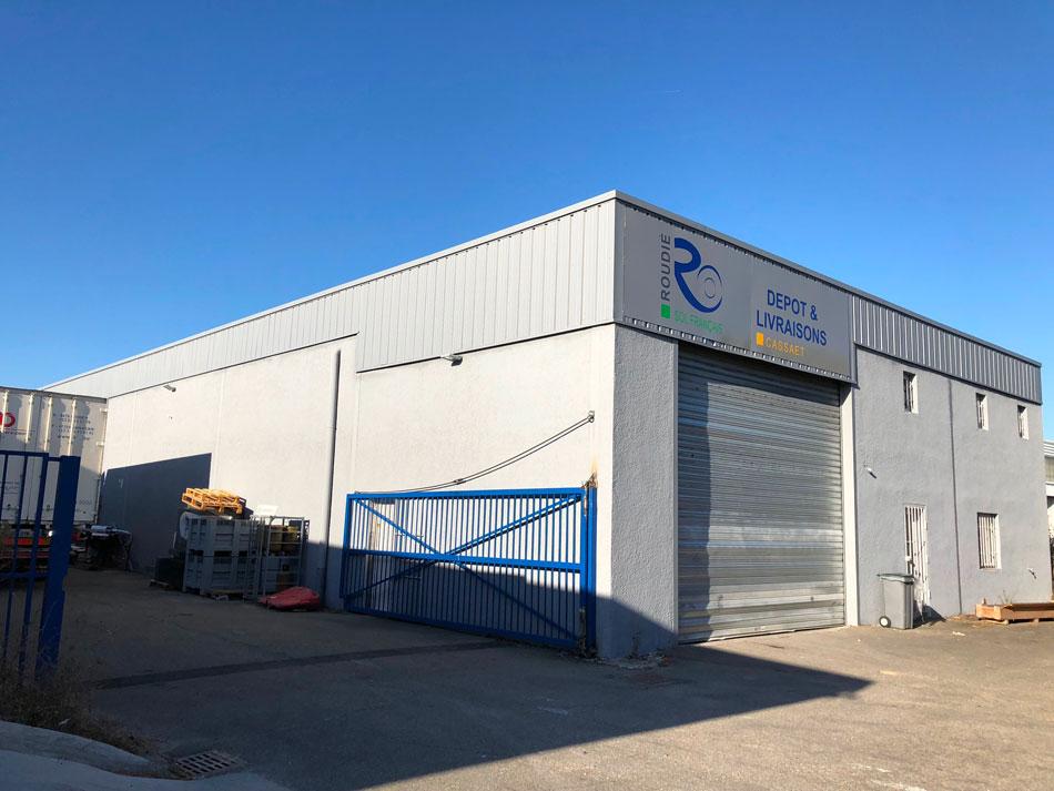 Bâtiment d'activité à vendre L'Union 770 m²