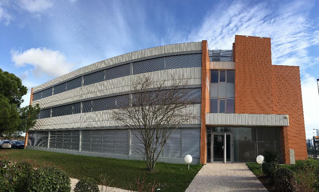 Bureaux à louer de 1644 m2 à Toulouse au sein du programme tertiaire PERISUD