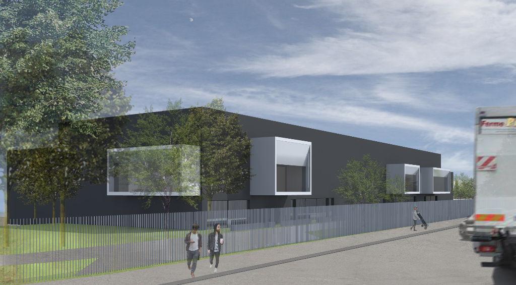 Bâtiment d'activité neuf à louer ZAC GARONNE à Toulouse - 1 557 m2