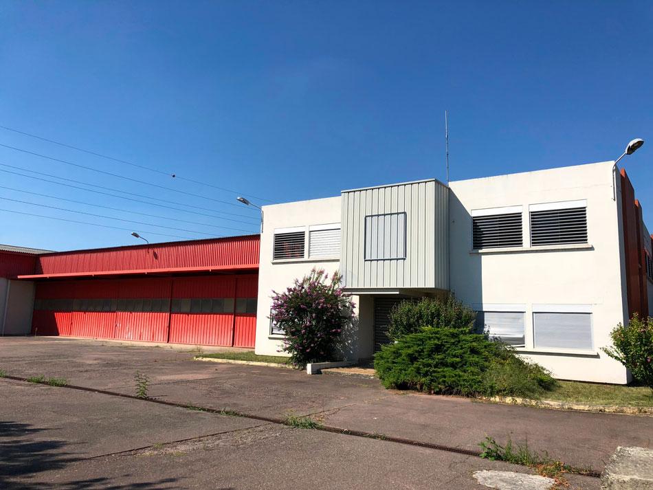 Bâtiment indépendant industriel à vendre Portet