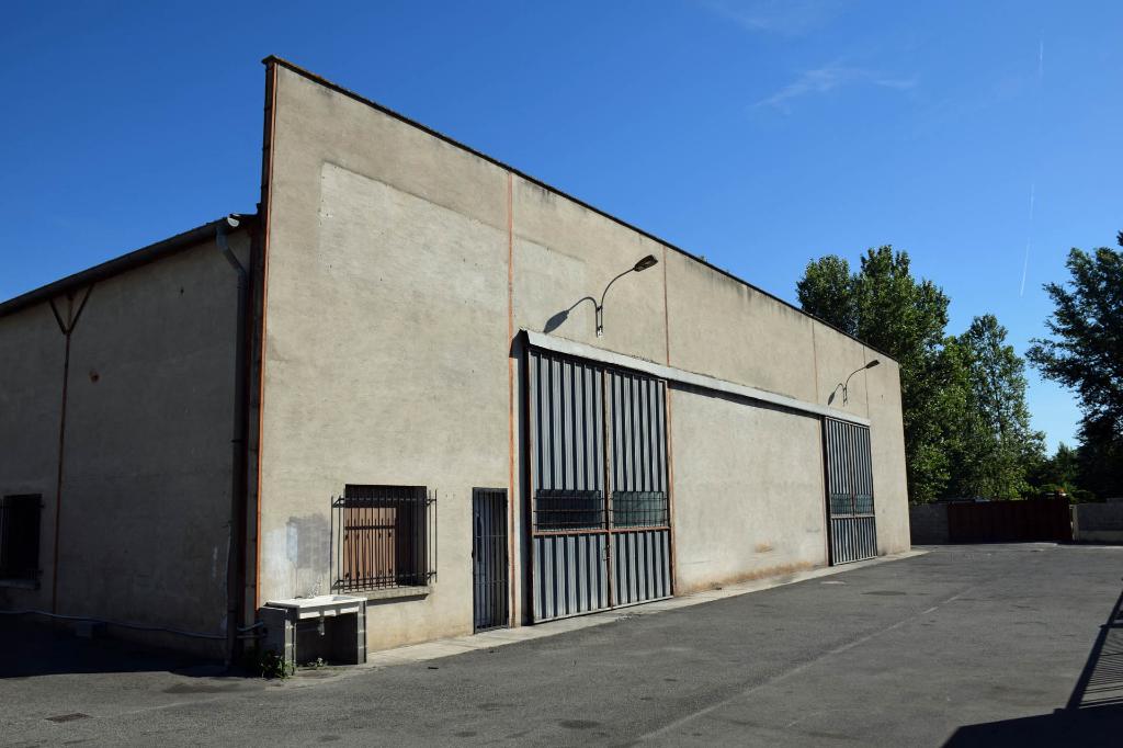 Entrepôt à louer Aucamville 2x600 m2