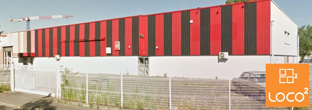 A louer Local d'activité de 800 m2 à Toulouse Montaudran