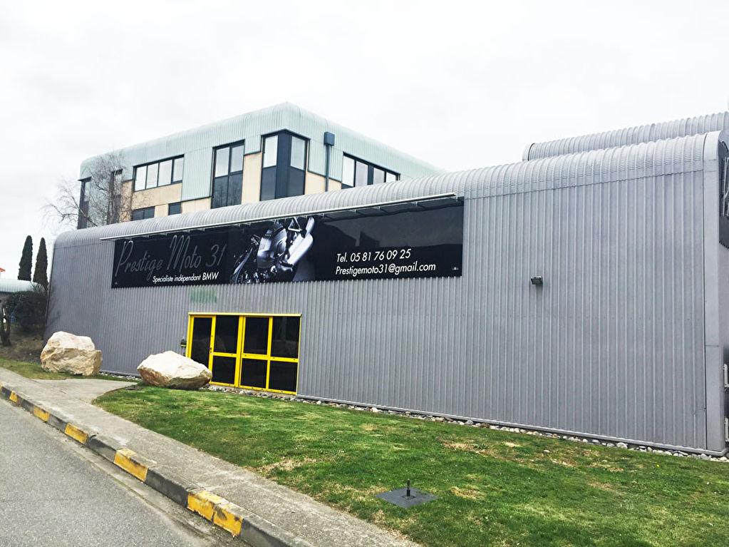 Local d'activité à louer MONTAUDRAN AEROSPACE