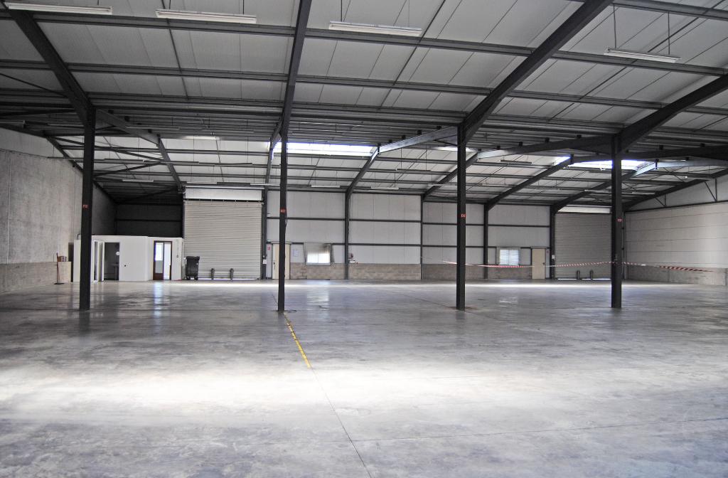 Entrepôt à louer Saint Alban 1500 m2