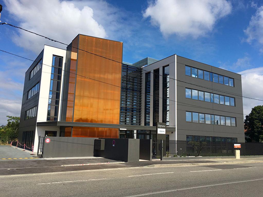 Programme LE SOPRANO surfaces de bureaux à vendre à Toulouse à partir de 174 m²