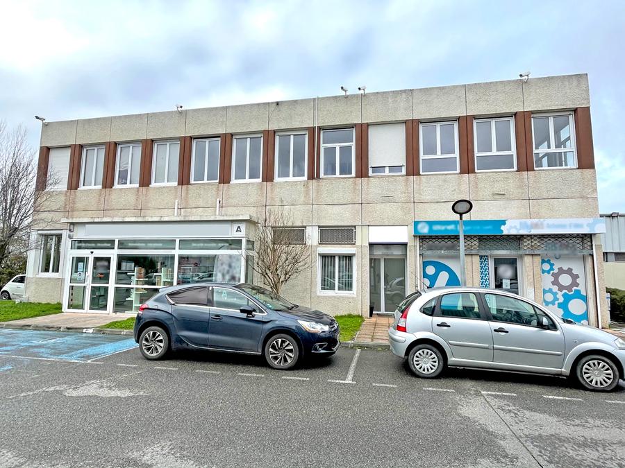 Bureaux à louer de 280 m2 à l'Union