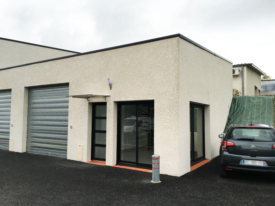 Bureaux Montastruc La Conseillere 110 m²