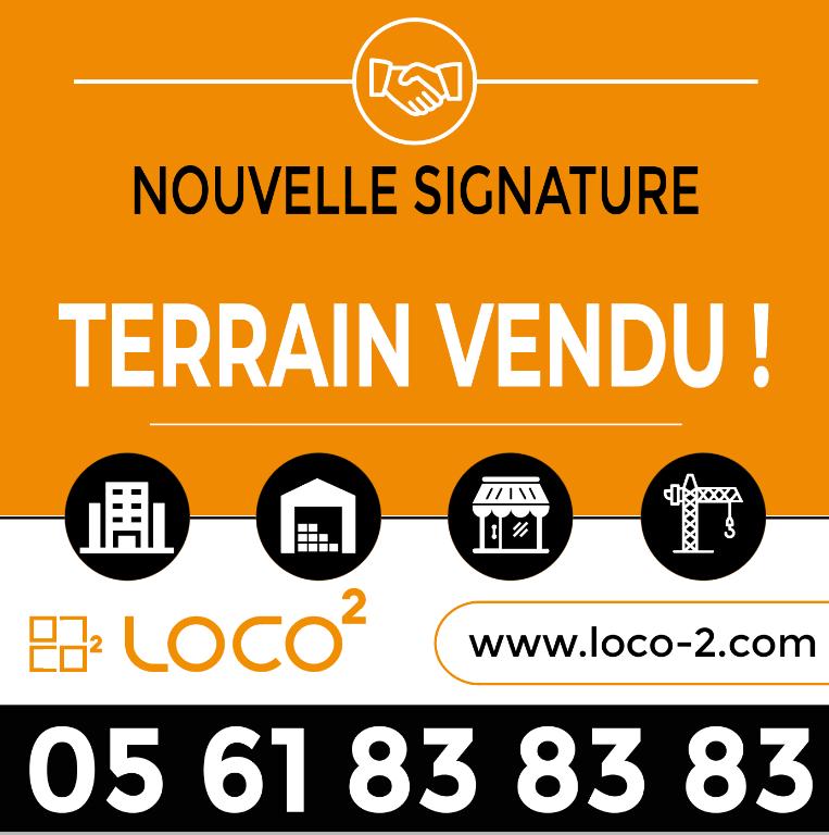 Terrains à vendre Saint Jory