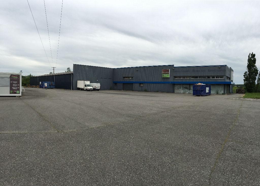 Entrepôt / local industriel à vendre Castelginest