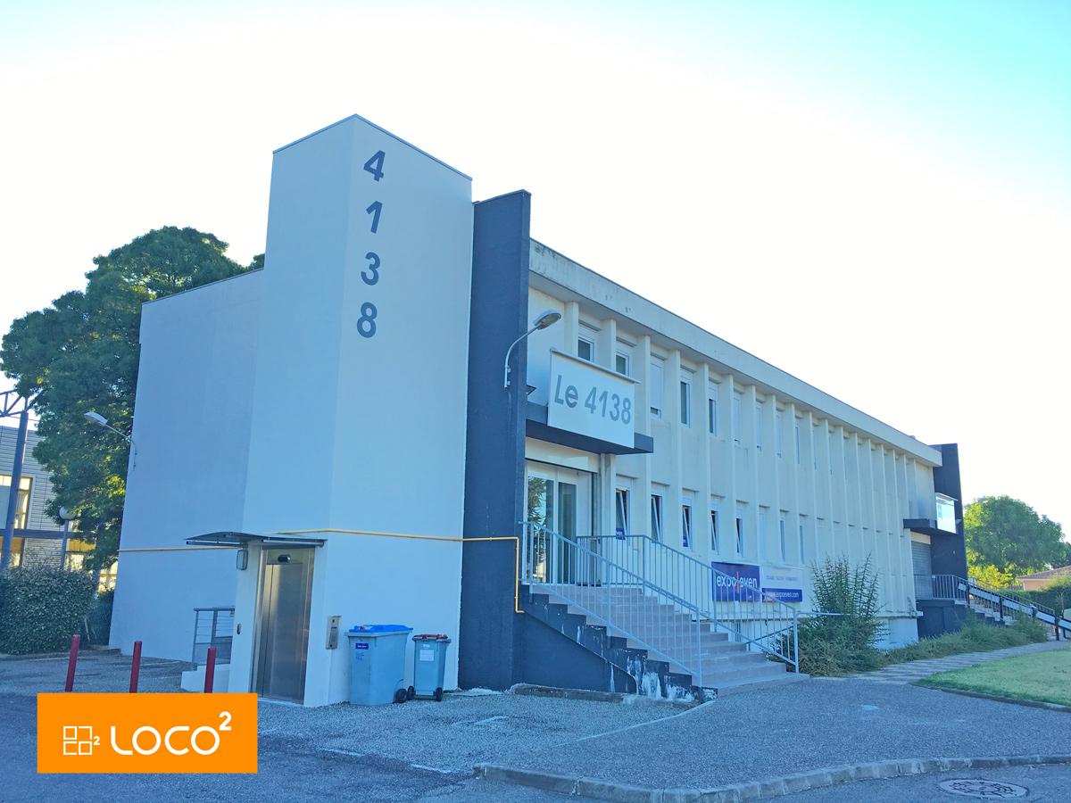 Bureaux à louer Labège 107 m² divisibles
