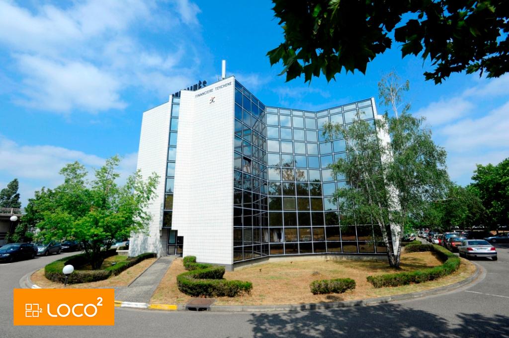 BUROLINES 2 - Bureaux à louer Aéroport Toulouse Blagnac