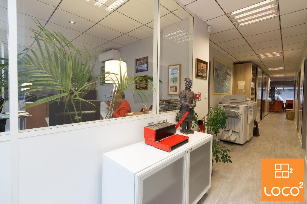Bureaux commerciaux centre ville toulouse à louer 220 m2