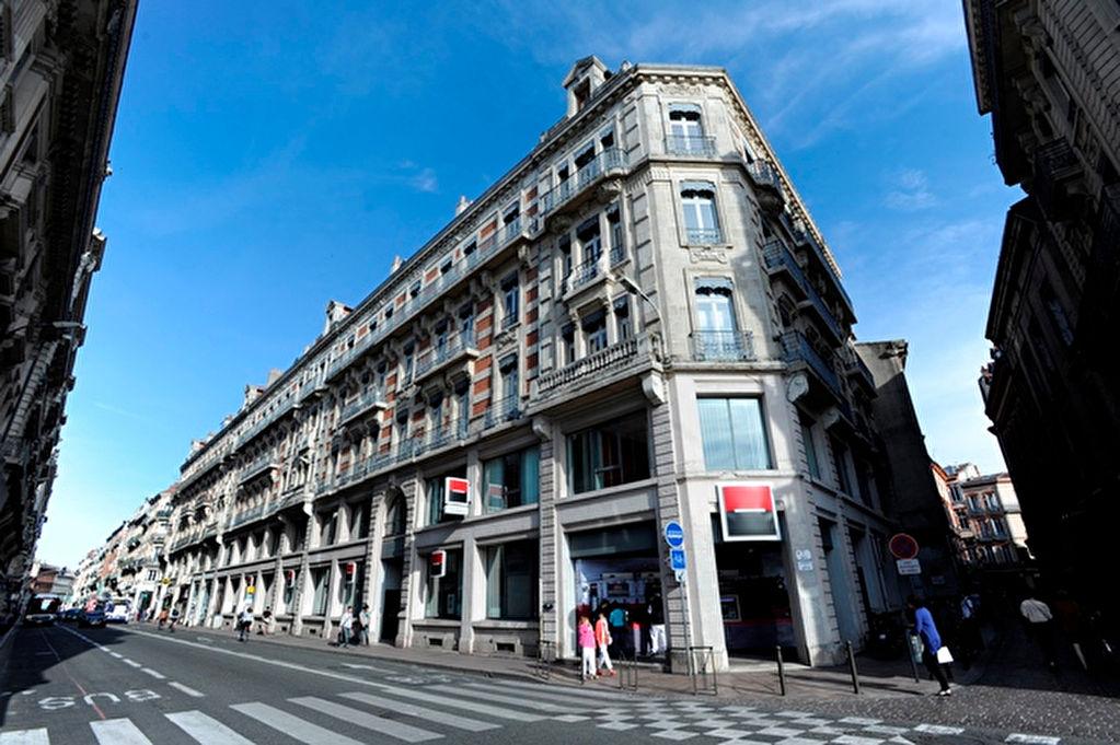A louer Bureaux Toulouse 73 m²